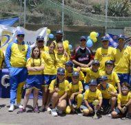 Integrantes del equipo U13 de Béisbol