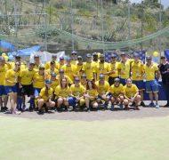 Participantes de la 2ª Liga de Softbol Mixto