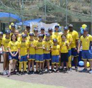 Participantes de la Liga U12 de Canarias