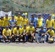 Participantes del III Torneo Internacional de Softbol FastPitch