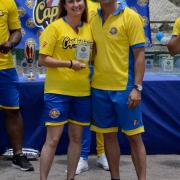 Rosi Santana (Coordinadora del Club)